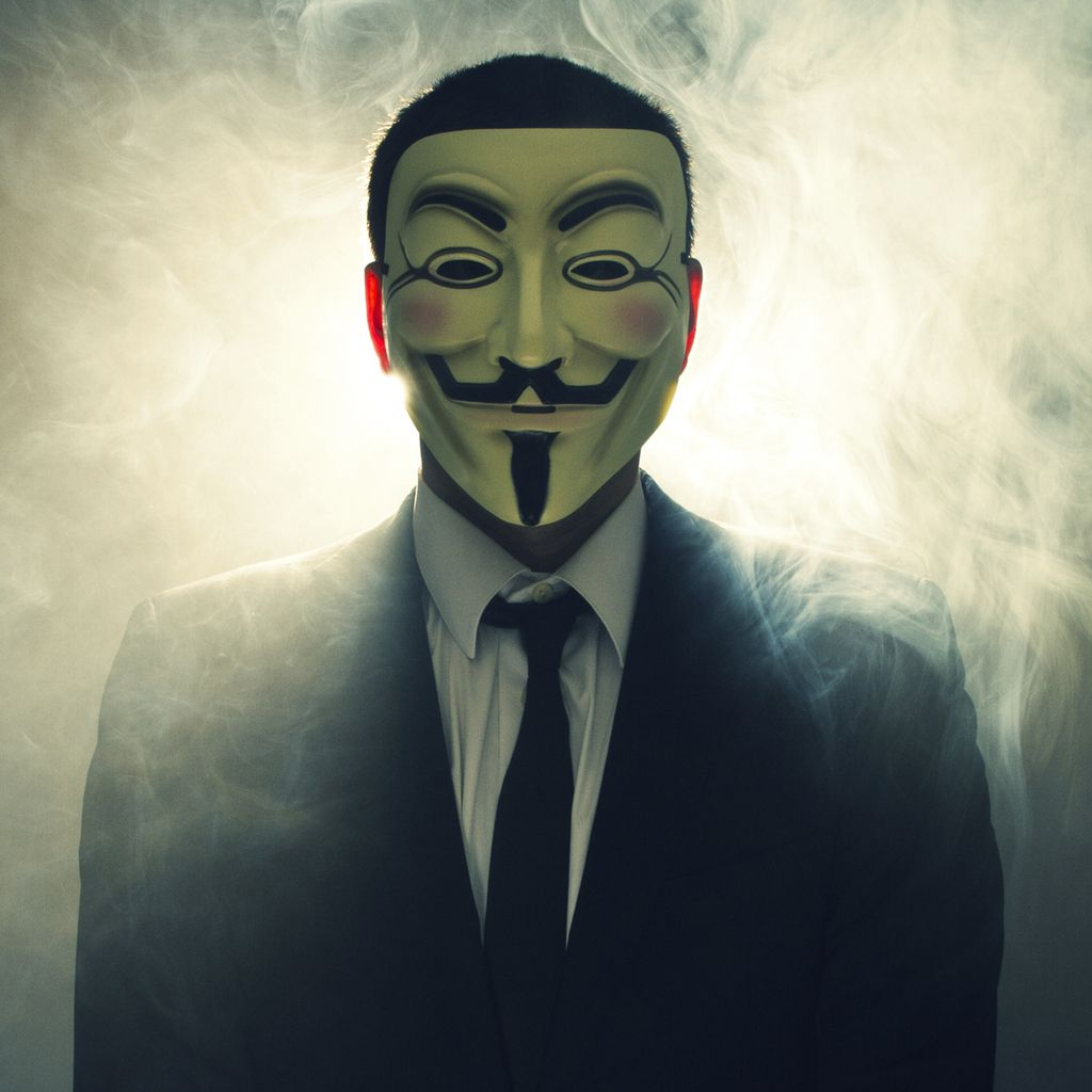 Anonymous Mask Cool Guy Fawkes Aka Anonymous Mask 26