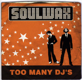 Album Art: Too Many DJ's (Remixes) - EP
